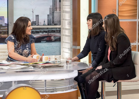 Stock Picture of Susanna Reid, Catherine Mayer and Kate Andrews