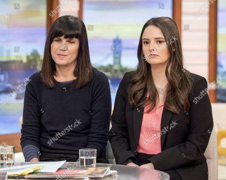 Editorial photo of 'Good Morning Britain' TV show, London, UK - 30 Jan 2018