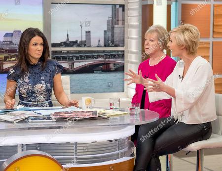 Editorial image of 'Good Morning Britain' TV show, London, UK - 30 Jan 2018