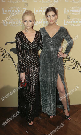 Anna Hiltrop and Vanessa Fuchs