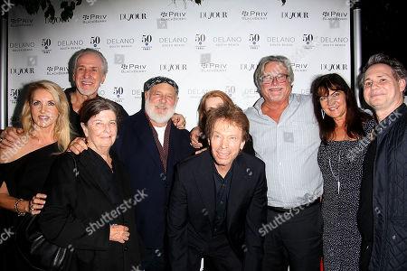 Pat Riley, Jerry Bruckheimer, Bruce Webber, Micky Arison
