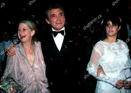 Gene Barry and Family
