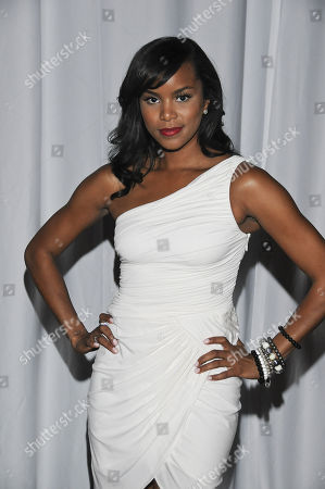 Singer Latoya Luckett Pictured at 9th Annual Ford Hoodie Awards Hillshire Farms Freedom Friday Party at Mandalay Bay Convention Center in Las Vegas Nv On Friday August 12 2011