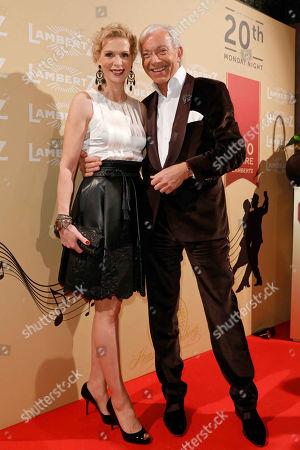 Grot Weiss and Jo Groebel