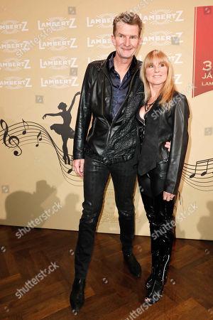 Michael Gross, wife Ilona