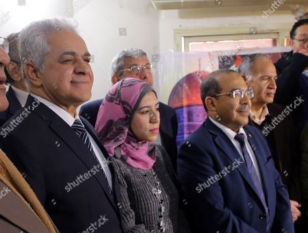 Editorial image of Presidential elections preparations in Egypt, Cairo - 30 Jan 2018