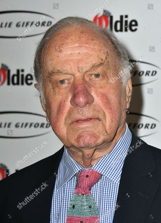 Geoffrey Palmer. Palmer d'Or Oldie of the Year