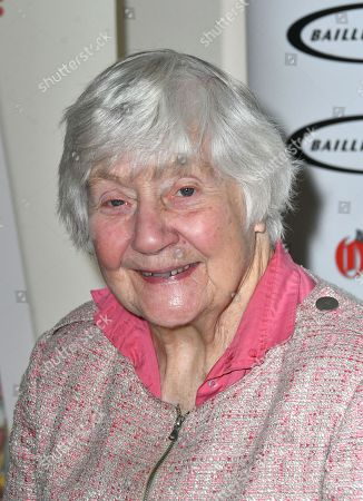 Shirley Williams. Oldie Political Legend of the Year