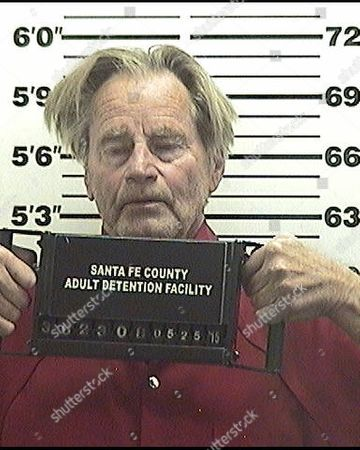 This May 25, 2015 booking photo provided by the Santa Fe County Jail shows actor and Pulitzer Prize-winning playwright Sam Shepard, who was arrested, on suspicion of drunken driving in Santa Fe, N.M