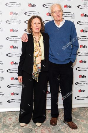 Claire Tomalin and Michael Frayn