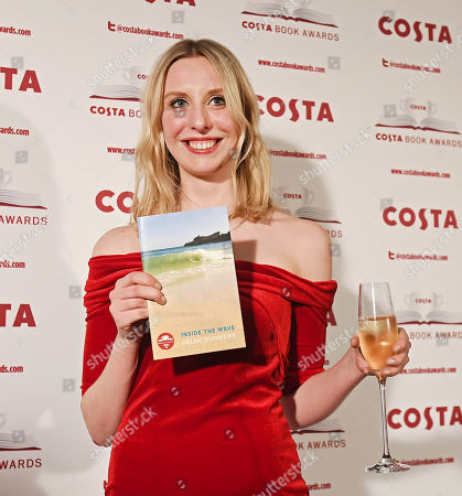 Editorial picture of Costa Book Awards 2018 in London, United Kingdom - 30 Jan 2018