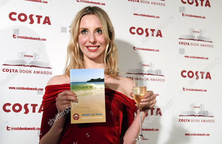 Editorial photo of Costa Book Awards 2018 in London, United Kingdom - 30 Jan 2018