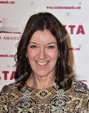 Editorial photo of 2017 Costa Book of The Year Award, London, UK - 30 Jan 2018