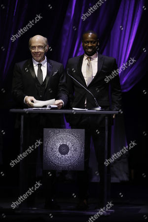 Stock Picture of JK Simmons and Malcolm Barrett