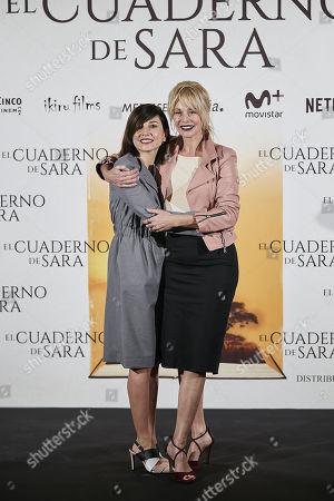Marian Alvarez, Belen Rueda