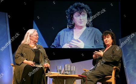 The National Poet of Wales Gillian Clarke talks to the Poet Laureate Carol Ann Duffy