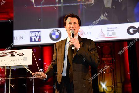 Editorial picture of International Automobile Festival, Paris, France - 30 Jan 2018