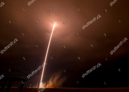 A Soyuz TMA-16M spacecraft launches to the International Space Station carrying Expedition 43 NASA Astronaut Scott Kelly and Russian Cosmonauts Mikhail Kornienko and Gennady Padalka of the Russian Federal Space Agency (Roscosmos) from the Baikonur, Kazakhstan cosmodrome. As the one-year crew, Kelly and Kornienko are scheduled to return to Earth in March 2016. Photo Credit