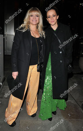 Jo Wood and Leah Wood