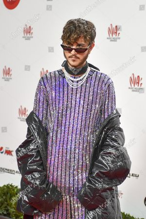Max Colombie, Oscar and the Wolf