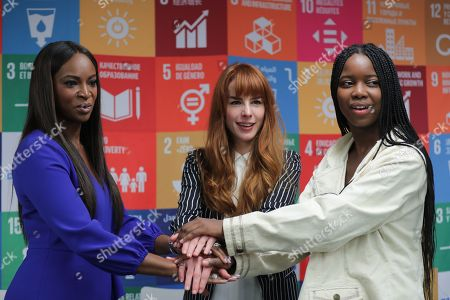 Editorial picture of Economic and Social Council ECOSOC Youth Forum, UN Headquarters, New York, USA - 30 Jan 2018