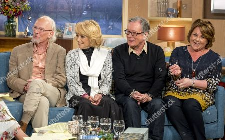 Paul Nicholas, Sue Holderness, Jeff Rawle and Wendi Peters