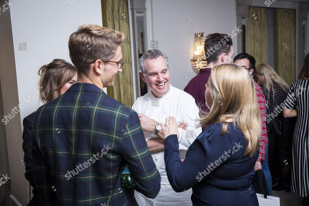 Stock Picture of Oliver Proudlock and Nigel Boschetti