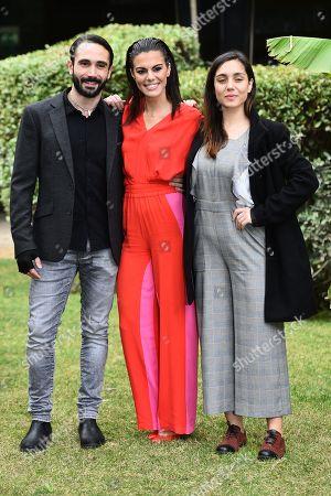 Marco Palvetti, Bianca Guaccero, Cristiana Dell Anna