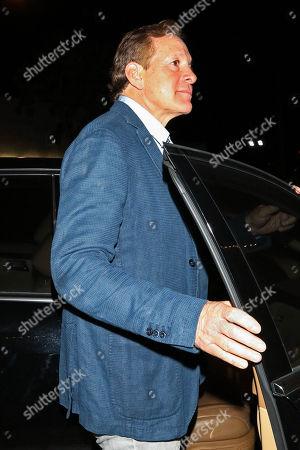 Steve Guttenberg at Craig's restaurant