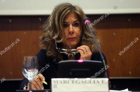 Eni Emma Marcegaglia