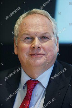 Adam Boulton, Editor - at - Large of Sky News