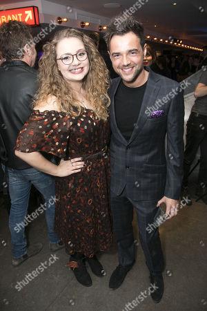 Carrie Hope Fletcher and Ben Adams (Author/Music/Lyrics)