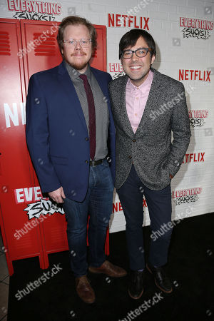 Ben York Jones (Co-Creator) and Michael Mohan (Co-Creator)
