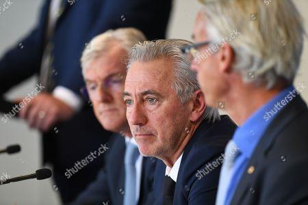 Editorial image of Press conference at the FFA Headquarter in Sydney, Australia - 01 Feb 2018
