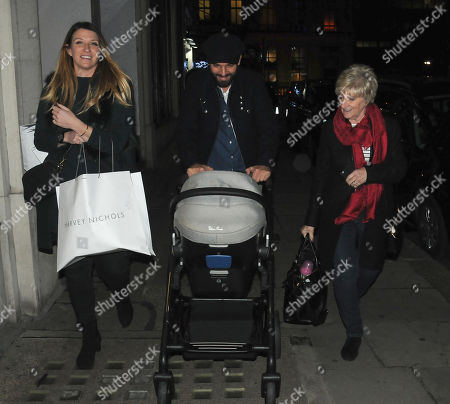 Joanne Beckham, Kris Donnelly and Sandra West