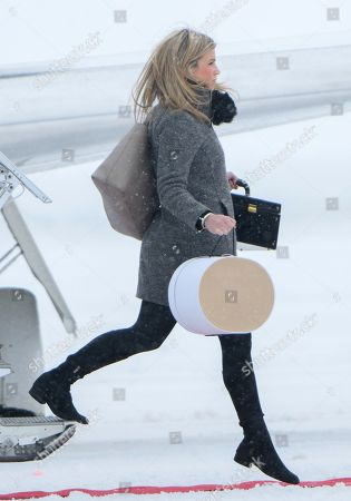 Natasha Archer at Oslo Gardermoen Airport