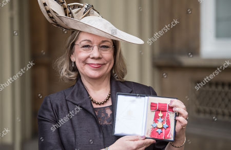 Jennifer Price received an CBE