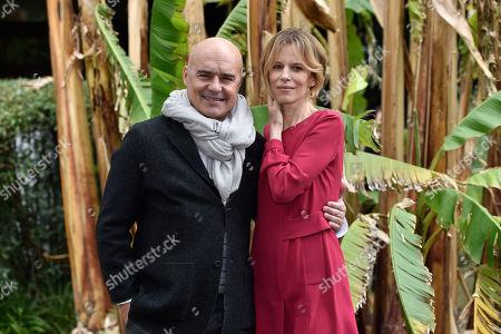 Luca Zingaretti, Sonia Bergamasco