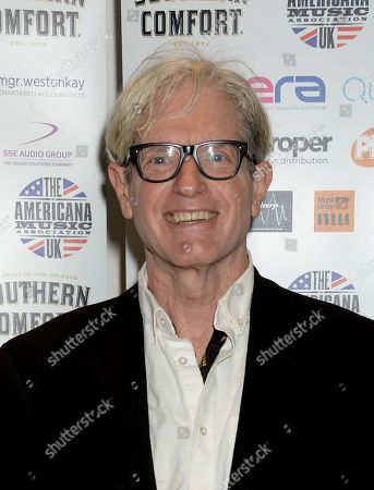 Editorial picture of UK Americana Awards, Arrivals, Hackney Empire, London, UK - 01 Feb 2018