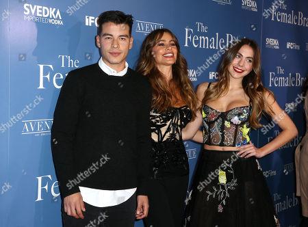Editorial picture of 'The Female Brain' film premiere, Arrivals, Los Angeles, USA - 01 Feb 2018