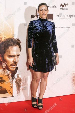 Editorial image of 'El Cuaderno de Sara' film premiere, Madrid, Spain - 01 Feb 2018