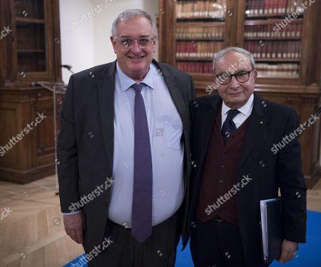 Giuseppe Bono and Herve Guillou