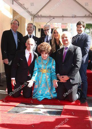 Gina Lollobrigida, Jeff Zarrinnam, Tiziana Rocca, Steven Gaydos, Antonio Verde, Roberto Stabile, Mitch O'Farrell