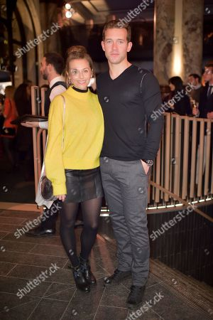 Jessica Ellerby and Nick Hendrix