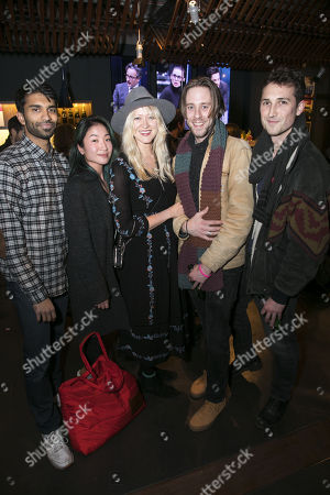 Editorial photo of 'Dry Powder' party, After Party, London, UK - 01 Feb 2018