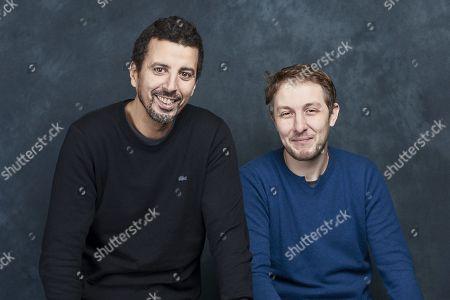 Samir Guesmi and Rachid Hami