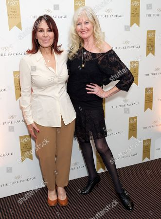 Stock Image of Arlene Phillips and Debbie Moore