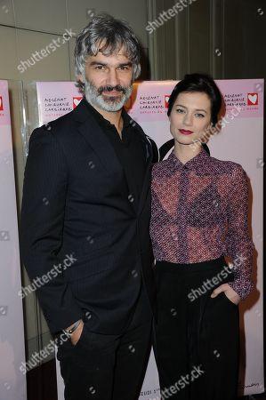 Francois Vincentelli and Alica Dufour