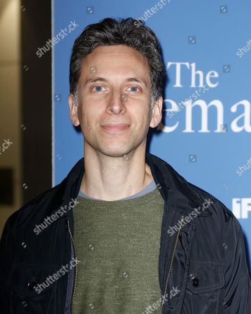 "Ben Shenkman arrives at the Los Angeles premiere of ""The Female Brain"" at ArcLight Hollywood on"