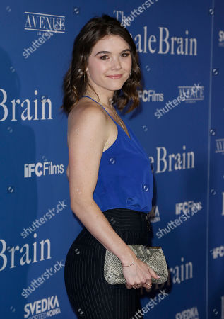 "Tabitha Brownstone arrives at the Los Angeles premiere of ""The Female Brain"" at ArcLight Hollywood on"